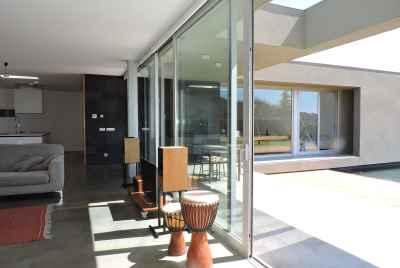 Maison de designer avec vue sur la mer sur la Costa Maresme